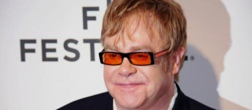 Elton John/ Photo via David Shankbone, Flickr