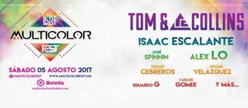 Esta es la primera edición de un festival que busca promover la diversidad LGBT en México.