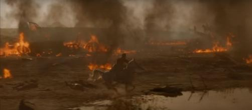 'Game of Thrones' Season 7 Episode 4: Fire is coming / Photo via HBO, www.youtube.com