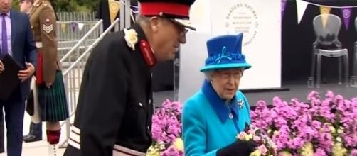 Her Majesty Queen Elizabeth II / Photo via Princess Diana and the Royal Family , YouTube