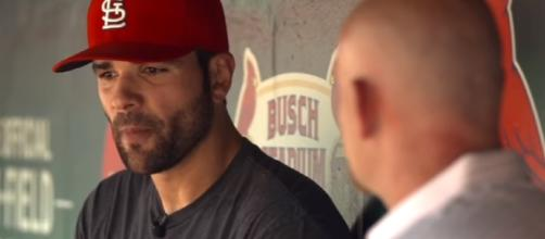Inside Access with pitcher Jaime Garcia - Image St. Louis Cardinals Inside Access - YouTube