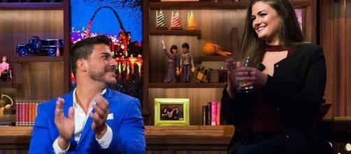 Jax Taylor And Brittany Cartwright - from screenshot
