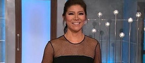"Julie Chen, host of ""Big Brother"" [Image: Entertainment TodayYouTube screenshot]"