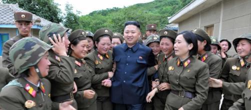 KOREA-NORTH/CHINA | North Korean leader Kim Jong-un (C) visi… | Flickr - flickr.com