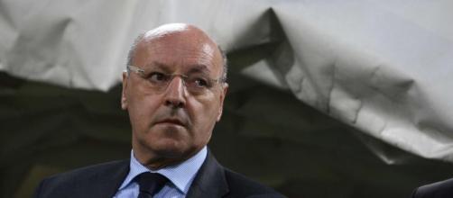 L'amministratore delegato della Juventus, Beppe Marotta