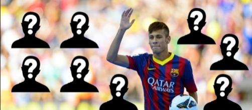 Les 8 remplaçants potentiel de Neymar au Barça (photo Neymar via Flickr / Elena Polio)