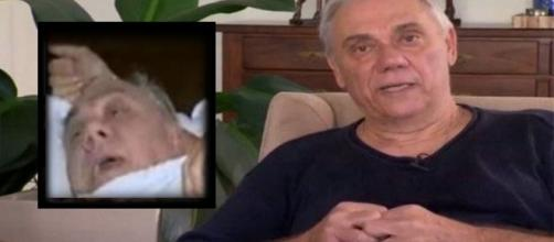 Marcelo Rezende fala sobre quimioterapia