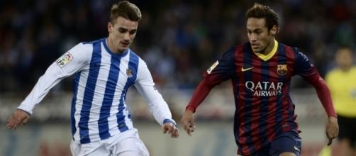 Neymar proche du PSG, le Barça vise Griezmann