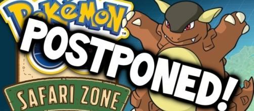 Pokemon Go' Safari Zone Events postponed, Niantic preparing