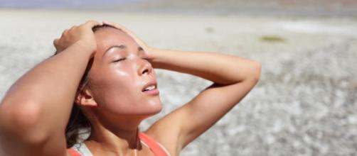 Profuse sweating may be a sign of severe dehydration - wisegeek.com