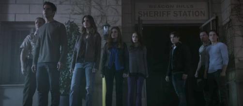 The cast of 'Teen Wolf' for season 6B/Photo via screencap, 'Teen Wolf'/MTV