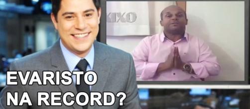 Vidente faz previsão de Evaristo indo para a Record