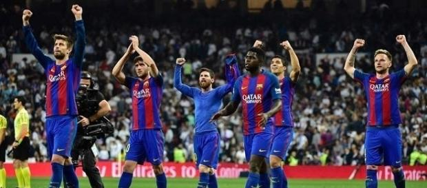 Barcelona ganó el primer clásico del año al Real Madrid