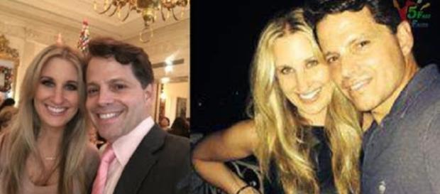 Deidre Ball & Anthony Scaramucci's marriage lasted about three years. Image credit - 5 Fast Facts/YouTube.