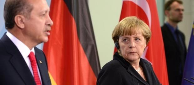 Erdogan gegen die CDU-Wähler des Bundestagswahl - Ob das Angela Merkel gefallen wird? - sputniknews.com
