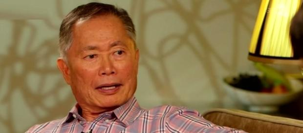 George Takei interview, via YouTube