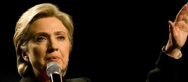 Hillary Clinton is penning her Presidential campaign experience in a new book. - Brett Weinstein/Flickr