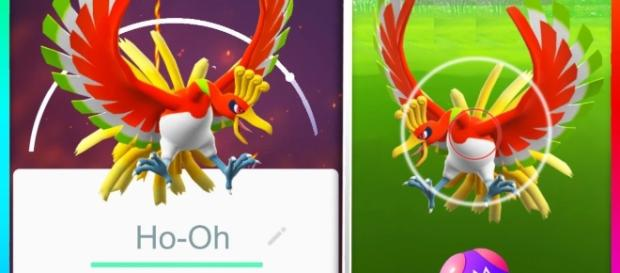 Is Ho-Oh arriving in 'Pokemon Go' on August 14?(FsuAtl/YouTube Screenshot)