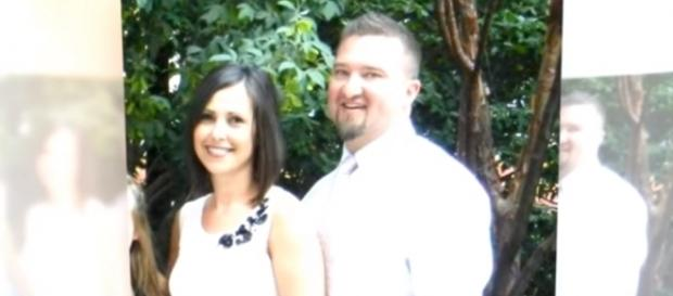 Kristy and Kenneth Manzanares in an undated photo - YouTube/5 Fast Facts