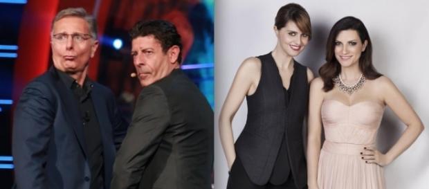 Laura & Paola» v «Ciao Darwin», gli ascolti della prima sfida | TV ... - sorrisi.com