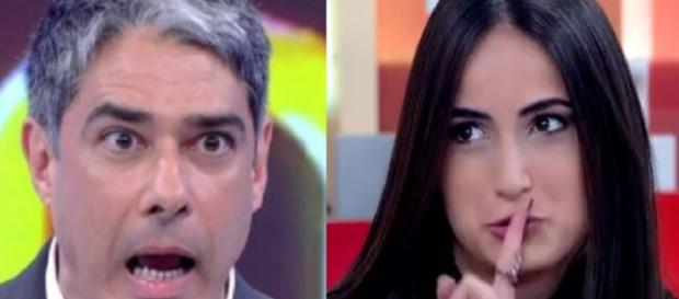 Mari Palma está namorando jornalista do ''Jornal Nacional''