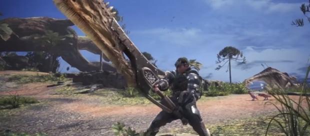 'Monster Hunter: World' new weapons (via YouTube - Monster Hunter)