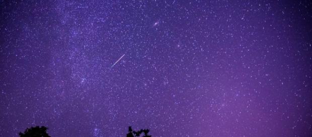 Perseid meteor shower. - Jeffrey Sullivan/Flickr