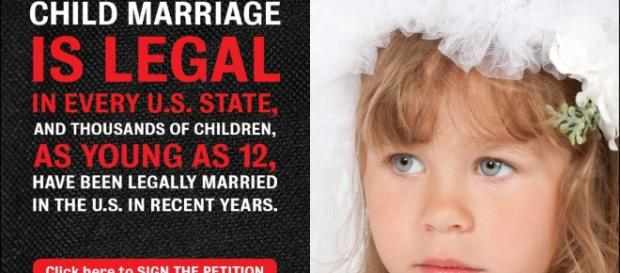 Petition · Every State Legislature in the U.S.: End Child Marriage ... - change.org