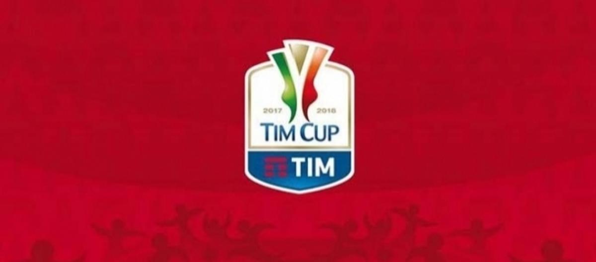 Calendario Tim Cup.Coppa Italia 2017 18 Calendario Secondo Turno Tim Cup