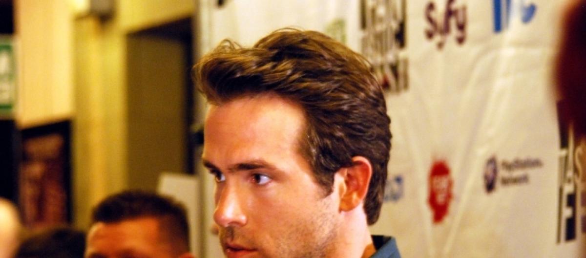 The Hitman's Bodyguard' star Ryan Reynolds talks about his