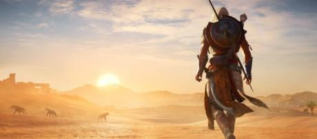Assassin's Creed Origins preview | [Image source: Youtube Screen grab]