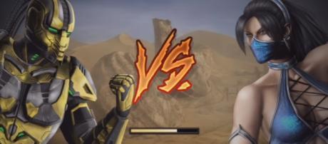 Mortal Kombat 9 - Cyrax Expert Ladder   NO BLOCKING [2013] - YouTube/GamingPasha