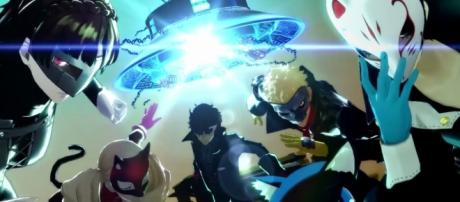 'Persona 5' is available to play on the PS3 and PS4. (image source: YouTube/Deep Silver)