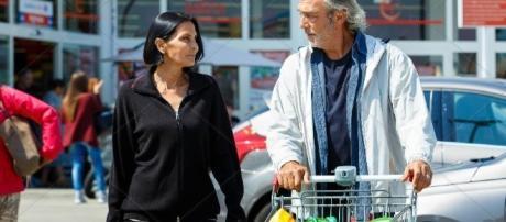 Un Posto Al Sole, Marina Giordano e Matteo Serra - ivid.it