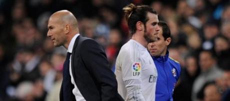 Zidane critica a un jugador de su club