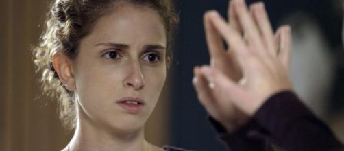 A personagem de Glória Perez inicia uma longa e dolorosa jornada em busca de aceitação