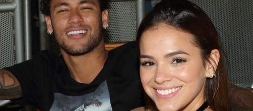 Bruna Marquezine nega proposta do ex Neymar: 'não fui pedida em casamento'. ( Foto: Reprodução)