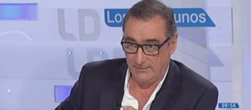 Carlos Herrera, periodista de la radio privada de promoción en la ... - elmundo.es