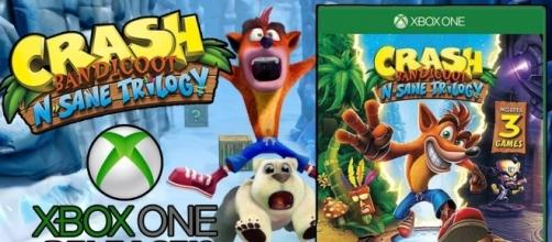 'Crash Bandicoot N. Sane Trilogy' more evidence points its coming to Xbox One(WWPG/YouTube Screenshot)