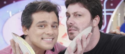 Danilo será substituído por Celso Portiolli em programa de TV