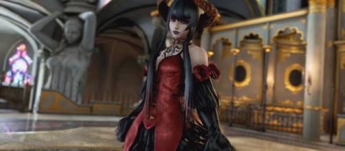 Eliza DLC character reveal trailer [Image via YouTube/Bandai Namco Entertainment]