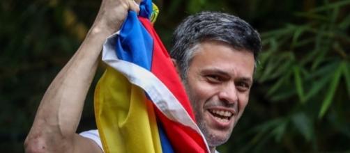 El preso político venezolano, Leopoldo López