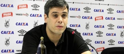 Euriquinho, vice presidente do Vasco