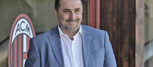 Fassone e Mirabelli: la dirigenza milanista sempre in prima fila sul mercato.