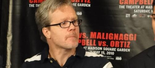 Freddie Roach/ photo by Bryan Horowitz via Flickr