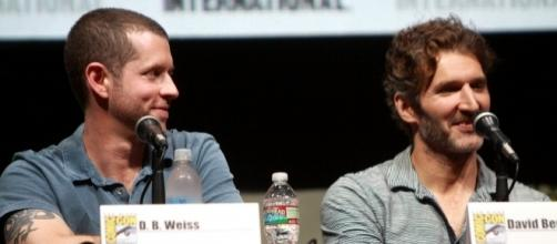 'Game of Thrones' creators D.B. Weiss and David Benioff slammed for their new HBO series. (Wikimedia/Gage Skidmore)