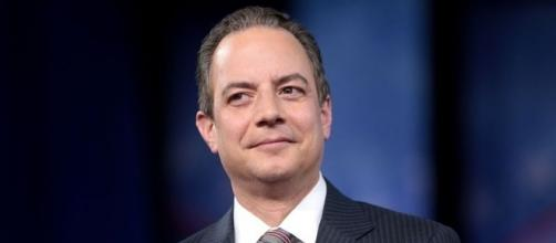Reince Priebus is out. - wikimedia