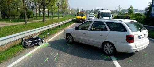 Incidente mortale: muore Domenico Ciampini