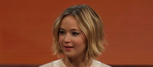 Jennifer Lawrence at 214. Wetten Kurt Kulac via Wikimedia Commons