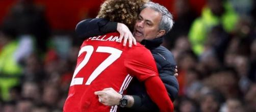 Manchester United midfielder Marouane Fellaini knows why boss Jose manutd.com